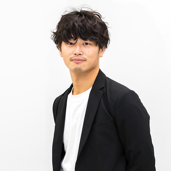 Kosuke Tabata Media Managerの顔写真