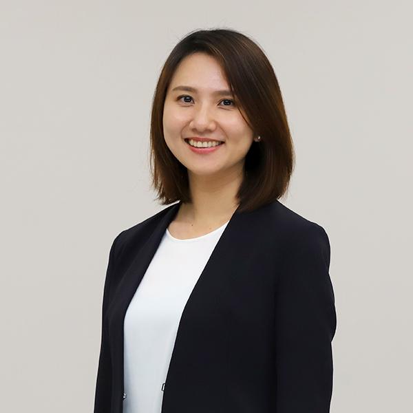 Alisa Tsai Strategic Planning Expertの顔写真
