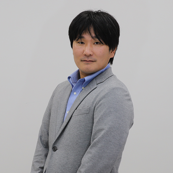 Akihiro Lee   Trading Desk Team Leaderの顔写真